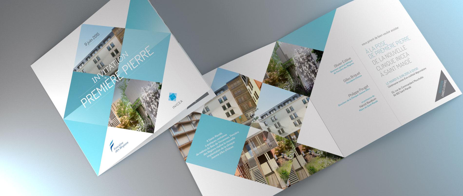 Berühmt brochure produits mise en page et conception XX52